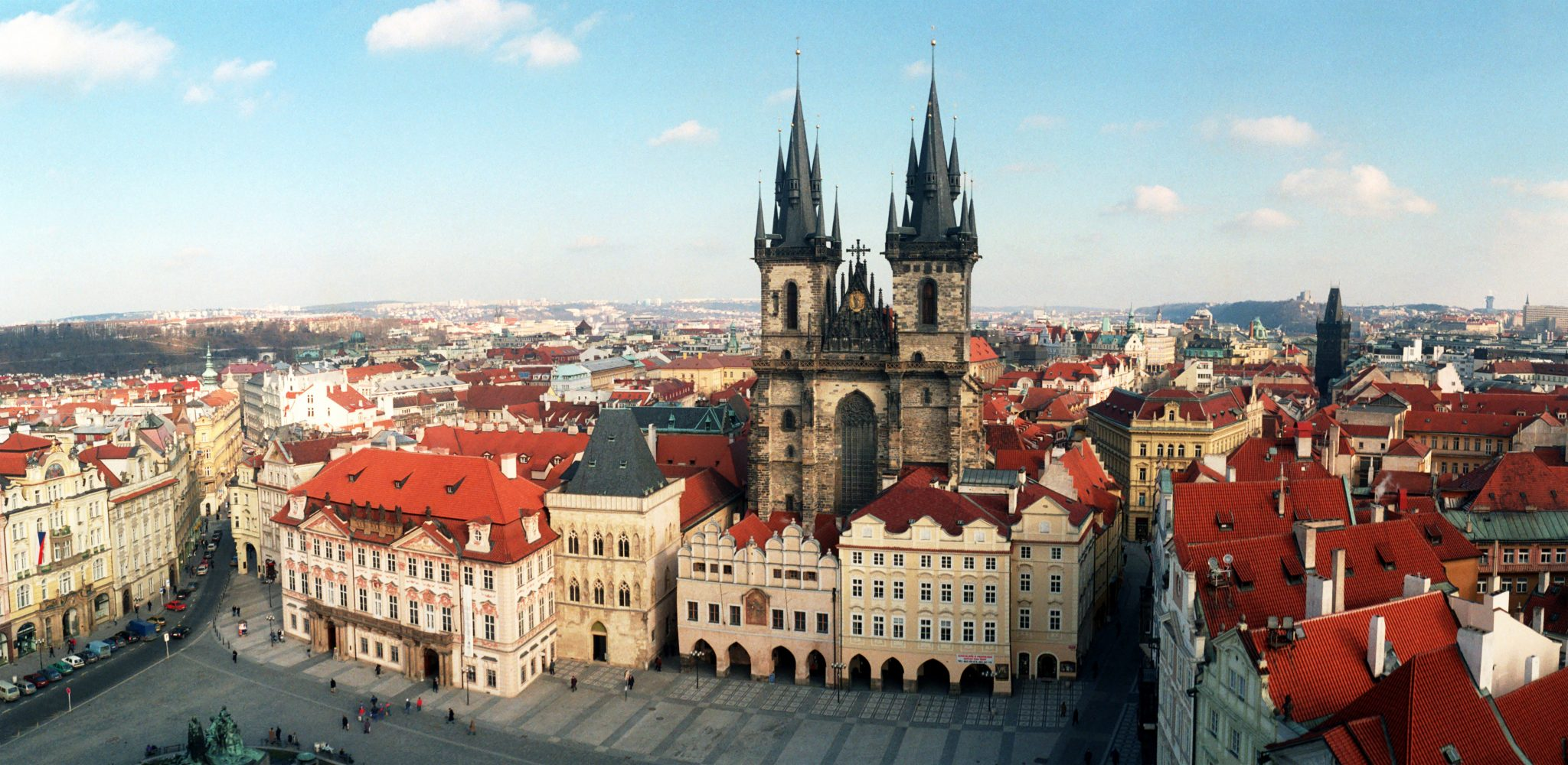 Prague 2 ©Prague City Tourism