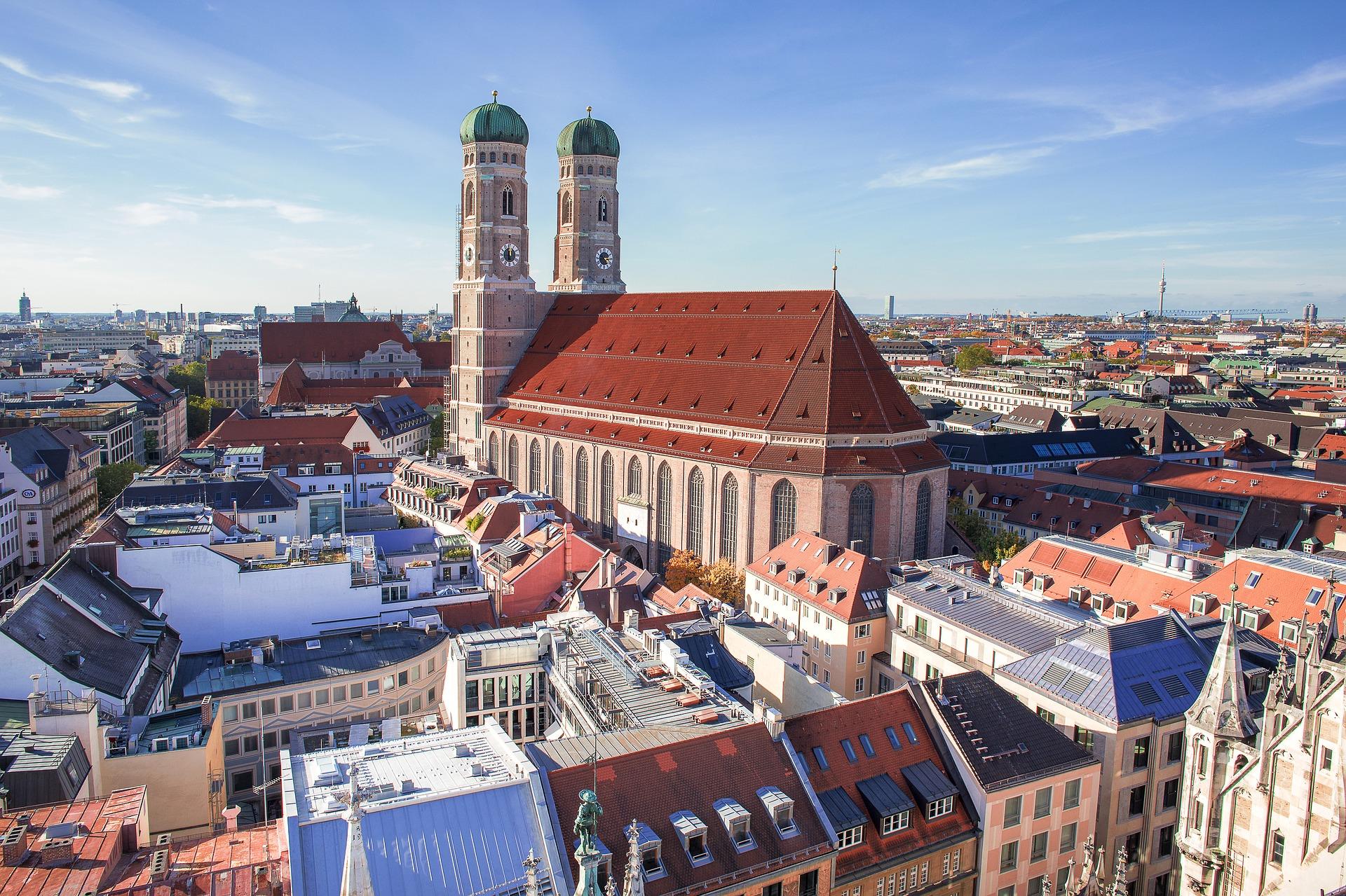 Advent Salzburg, Munchen, Innsbruck